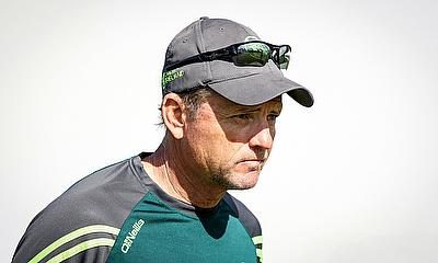 Ireland Men's Head Coach Graham Ford