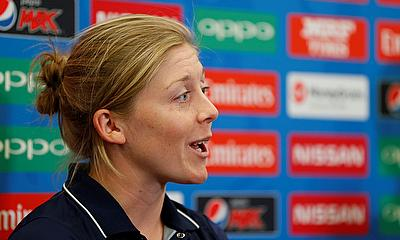 World Cups are about gaining momentum at the right times - Heather Knight