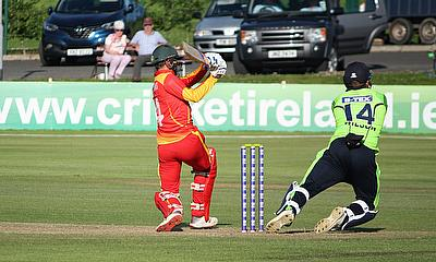 Zimbabwe tie series with win despite confident Irish batting performance