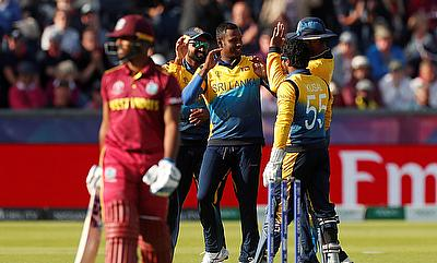 Sri Lanka v Windies - Match Highlights