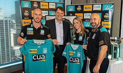 Brisbane Heat and CUA's Winning Partnership Continues