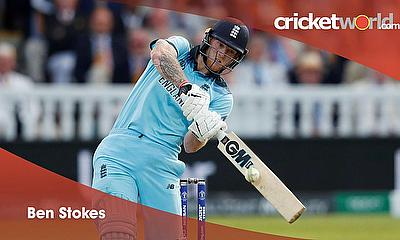 Cricket World Player of the Week - Ben Stokes
