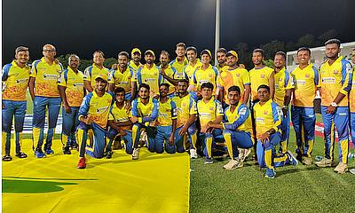 Dindigul Dragons team