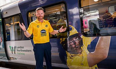 West Midlands Railway & London Northwestern Railway Becomes Edgbaston Official Rail Partner