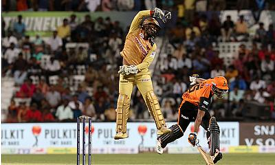 Chepauk Super Gillies choke Ruby Trichy Warriors