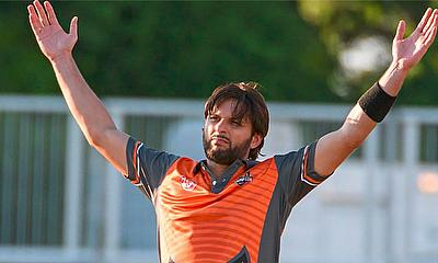 'Boom Boom' Afridi knock takes Brampton Wolves to easy win