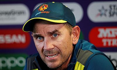 Justin Langer Speaks After Training Session Ahead of Ashes