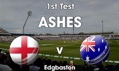 Live Cricket Streaming InPlay – Ashes 1st Test - Tips and Match Predictions