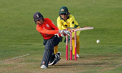England Women win final IT20 but Australia take Ashes series Trophy 12-4