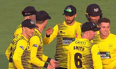 Vitality T20 Blast match results and reactions from today's matches – 1st August