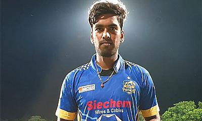 Kiran Akash - Madurai Panthers -Player of the Match