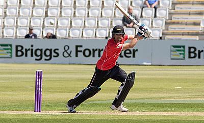 Colin Ackermann (Leicestershire Foxes)