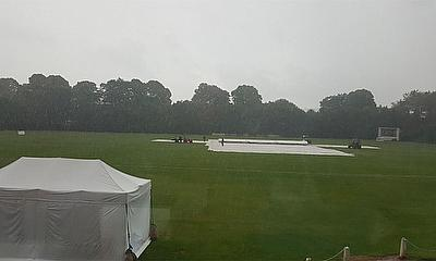 Leinster Lightning rain