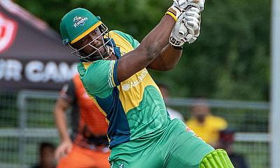 Andre Russell in action