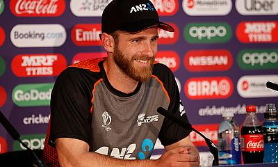 Kane Williamson will lead New Zealand