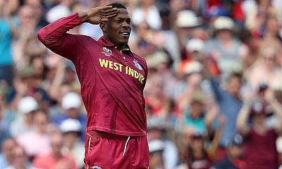 Sheldon Cottrell is expected to pick up the most wickets for West Indies