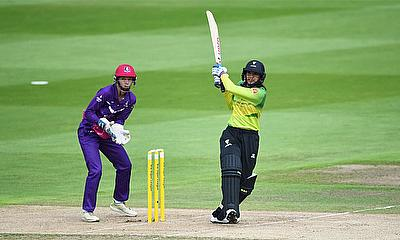 Western Storm as they beat Yorkshire Diamonds by 9 wickets
