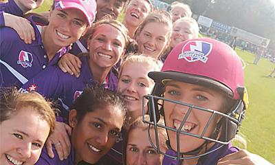 Loughborough Lightning beat Surrey Stars by seven wickets