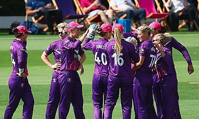 Loughborough Lightning KSL feature on Mignon du Preez