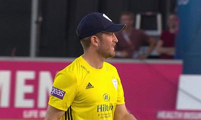 Vitality Blast T20 match results and reactions from today's matches – 22nd August