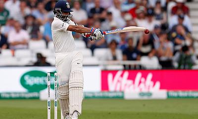 Ajinkya Rahane scored a half-century on Day 1