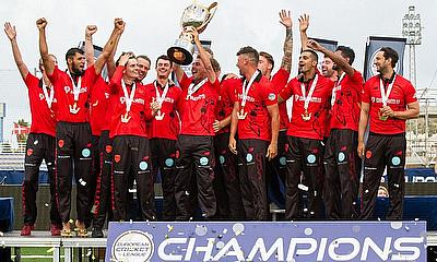 European Cricket League 2019 - La Manga (ESP) Highlights