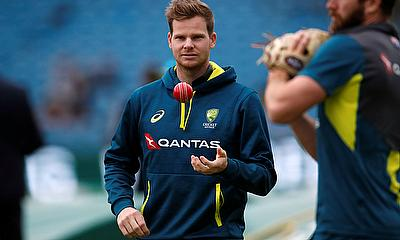 Steve Smith Speaks Ahead of Tour Match Against Derby