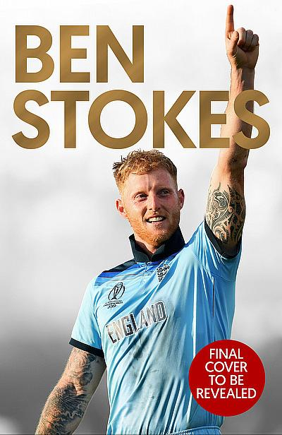 Ben Stokes Book Signed by Headline for Autumn 2019