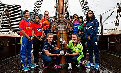 Captains Ready for Women's T20 World Cup Qualifier