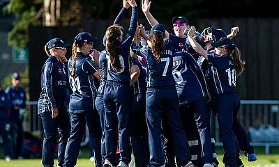 Rain impacts first day of ICC Women's T20 World Cup Qualifier in Dundee and Angus