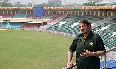 Afia Amin Turned Her Dream of Becoming an Umpire into Reality