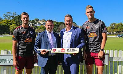 QLD Cricket Academy Launched