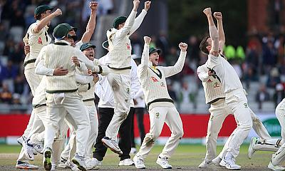 4th Ashes Test - THAT IS IT Australia retain the Ashes