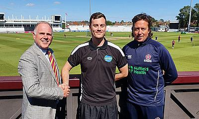 Northamptonshire CCC Expand Pathway Opportunities for National Counties