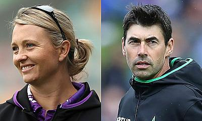 Salliann Briggs and Stephen Fleming have been appointed as head coaches for the Nottingham-based team in The Hundred.