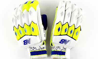 Ben Stokes' match-worn gloves from the 2015 Ashes