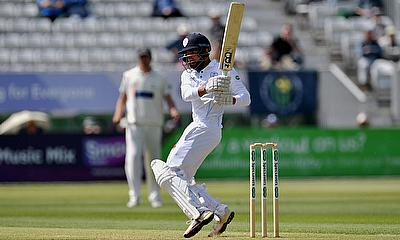 All-rounder Anuj Dal signs New Derbyshire CCC Deal