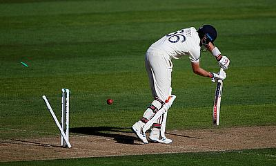England struggle again on day 1 of 5th Ashes Test at the Oval