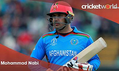 Cricket World Player of the Week - Mohammad Nabi