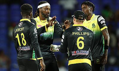 Jamaica Tallawahs penalised for slow over rate for second time | Hero CPL T20