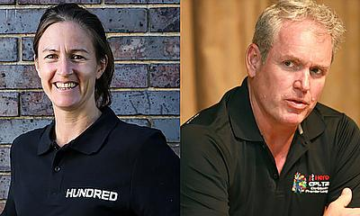 Lydia Greenway and Tom Moody Join The Hundred