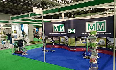 Leading MM Seed Mixtures on Display at SALTEX 2019