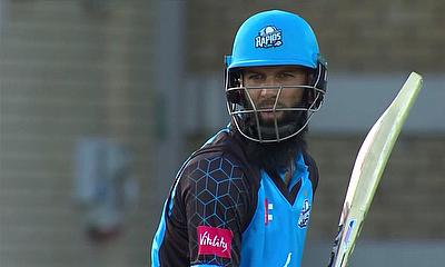 Worcestershire Rapids beat Nottinghamshire Outlaws by 1 run in Vitality Blast Semi Final Thriller