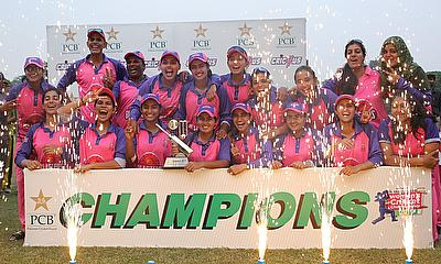 Sidra's Century Help PCB Blasters Clinch One-Day Cricket Championship