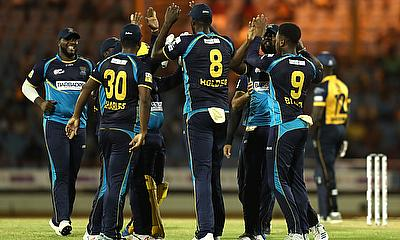 Match  Highlights saw the Tridents take on the Tallawahs at the Kensington Oval!!! #BTvJT