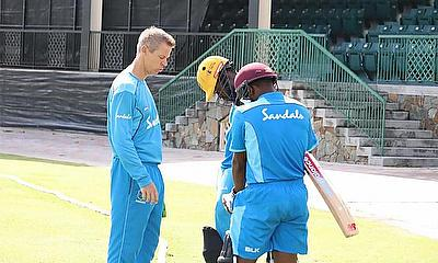 Graeme West Satisfied with Progress Following Windies u19 Training Camp