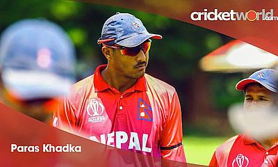 Cricket World Player of the Week - Paras Khadka