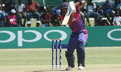 Binod Bhandari's half-century takes Nepal to 4-wicket win in their first pentangular series match