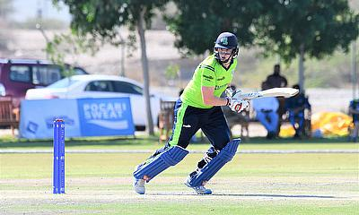 Kevin O'Brien on his Record-breaking Century in Oman
