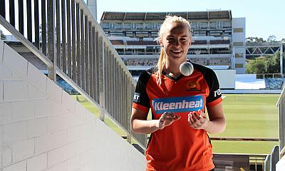 Kim Garth returns to Perth Scorchers for the WBB League
